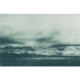 Artwork by Gerhard Richter, Kanarische Landschaften II, pl. c (Butin 40 c), Made of Heliogravure