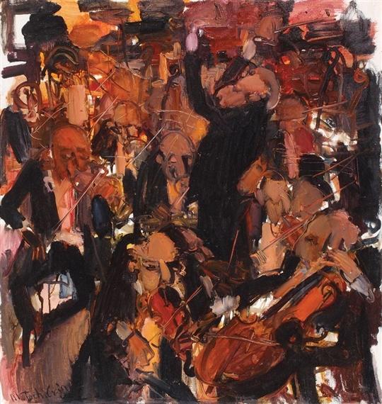 Mark Tochilkin, Orchestra