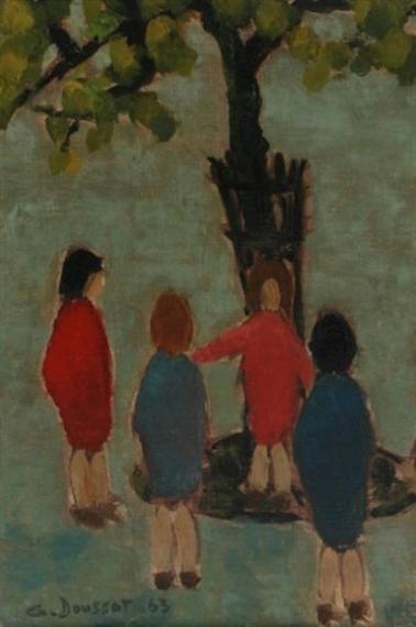 Georges Doussot | Art Auction Results