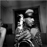 Jazz Lives: The Photographs of Lee Friedlander and Milt Hinton - Yale University Art Gallery