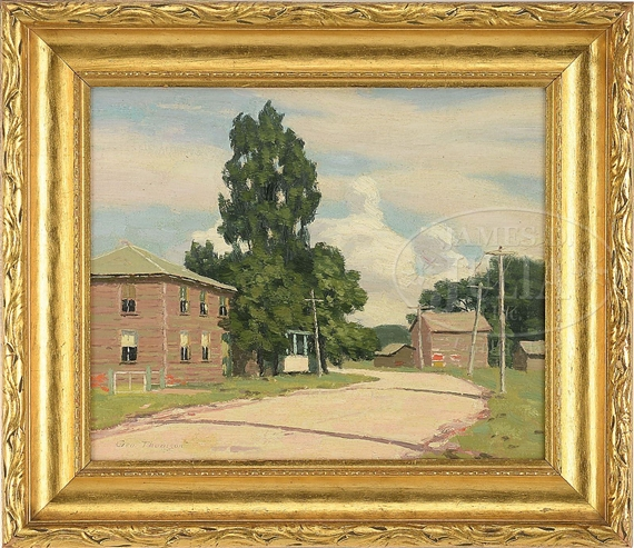 George Thomson Painting For Sale