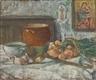 Emile Bernard, Nature morte aux oignons