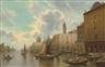 E. Heaton, The Grand Canal, Venice