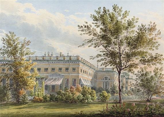 Johann Jacob Meier - Alexander Palace, Tsarskoe...