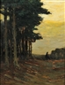 Charles Warren Eaton, Edge of the Pine Grove