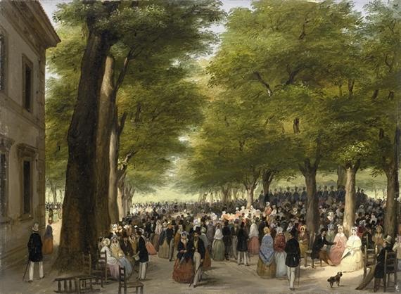 Canella carlo festa nei giardini di porta venezia - Parco di porta venezia ...
