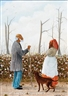 Jack Meyers, A Walk by the Cotton Fields
