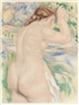 Pierre-Auguste Renoir, Jacques Villon, Bather