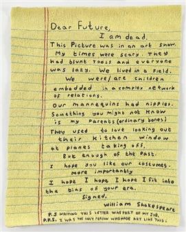 letter to future boyfriend
