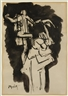 Jacques Lipchitz, SKETCH FOR BIBLICAL SCENE