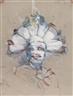 Peter Sengl, Tanzzerzäusungskopfbedeckung
