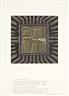 Fernando Bryce, 2 works: Chronologia Emblematica; Chronologia Emblematica