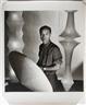 Louise Dahl-Wolfe, Isamu Noguchi, New York 1955