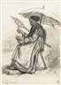 Félicien Rops, La gardeuse d'abailles