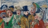 The Surprised Masks: James Ensor - Kunstmuseum Basel