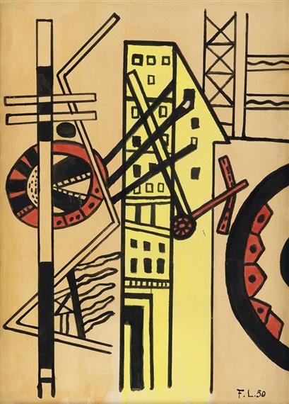 50447926746 Artwork by Fernand Léger
