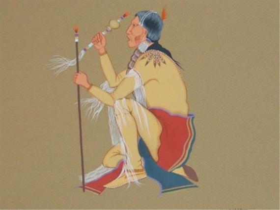 Doc Tate Nevaquaya Comanche Flute Music