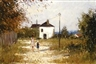 Roy Petley, Walking home from the beach