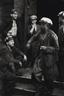 Erich Lessing, Arbeiter in einem Bergwerk in