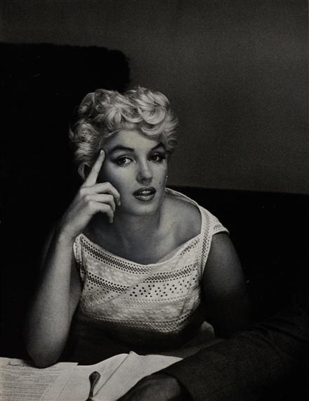 Eve Arnolds 1955 Photo Of Marilyn >> Arnold Eve Marilyn Monroe 1955 Mutualart