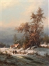 Ludwig Muninger, Winter Eve