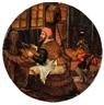 Pieter Brueghel the Younger, Le tailleur de flèches