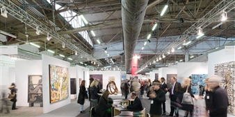 The Armory Show is Here to Stay