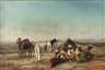 Louis Comfort Tiffany, Arab encampment