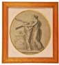 Continental School, 19th Century, 2 Works: Study of a Classical Ornament; Untitled