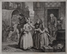 William Hogarth, 6 Works: A Harlot's Progress