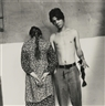 Francesca Woodman, UNTITLED (FRANCESCA WOODMAN AND BENJAMIN MOORE, PROVIDENCE, RHODE ISLAND)