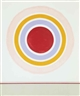 Kenneth Noland, Blush [Tyler 462]