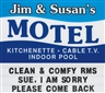 Ken Lum, Jim and Susan's Motel