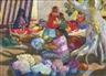 Millard Sheets, Oaxaca Market