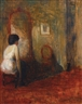 Guy Pène du Bois, Nude in an Interior