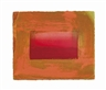 Howard Hodgkin, Red Print (Heenk 91)