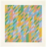 Bridget Riley, To Midsummer (Schubert 34)