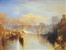 Work of the week: Norham Castle, Sunrise by J.M.W. Turner