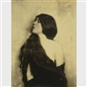 Alfred Cheney Johnston, ZIEGFELD GIRL (LA PETITE MELANCOLIE)