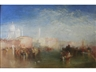 Joseph Mallord William Turner, VENICE, FROM THE CANALE DELLA GIUDECCA