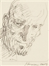 Peter Howson, SELF-PORTRAIT