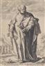 Hendrick Goltzius, St. Peter
