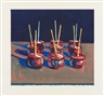 Wayne Thiebaud, Candy Apples