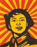 Wang Guangyi, Face of the Believer