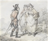 Thomas Rowlandson, An eye for a fair wench