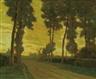 Charles Warren Eaton, Flemish Highway