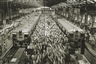 Sebastião Salgado, Church Gate Station, Western Railroad Line, Bombay, India