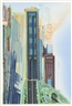 Wayne Thiebaud, HILL STREET