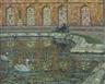 Henri Eugène Augustin le Sidaner, Les reflets, fenêtres du palais