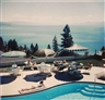 Slim Aarons, Relaxing at Lake Tahoe